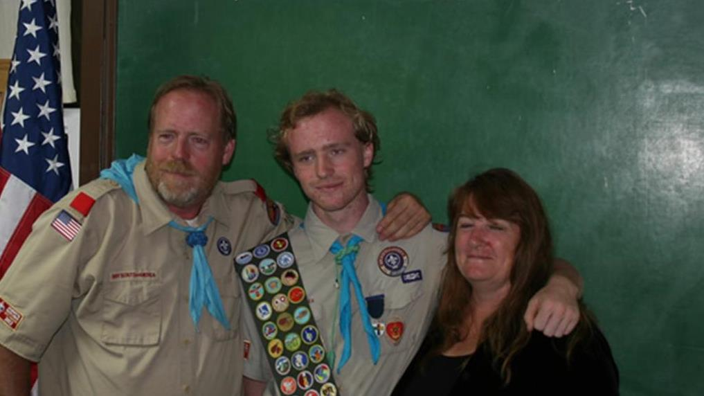 Dylan Green Eagle Scout