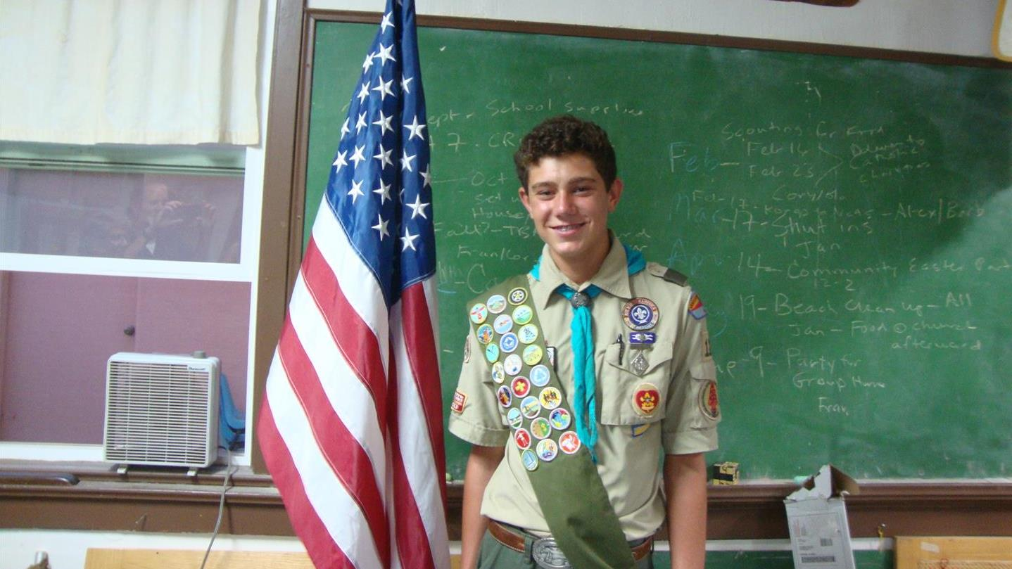 Luke Somma Eagle Scout